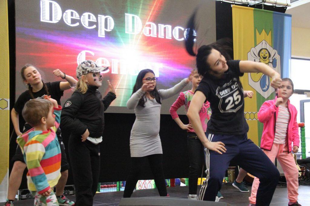 Tanečný klub Deep rozprúdil zábavu